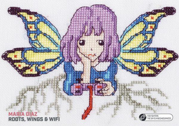 Maria Diaz - Roots, Wings & Wifi