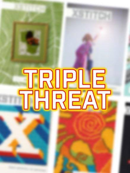 Triple Threat Digital Combo