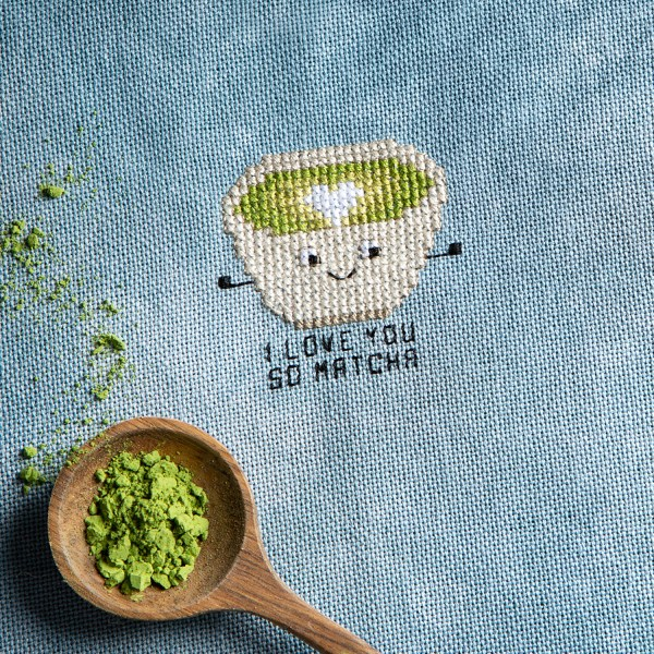 Ringcat - A Matcha Made In Heaven from Issue 16: Cute!