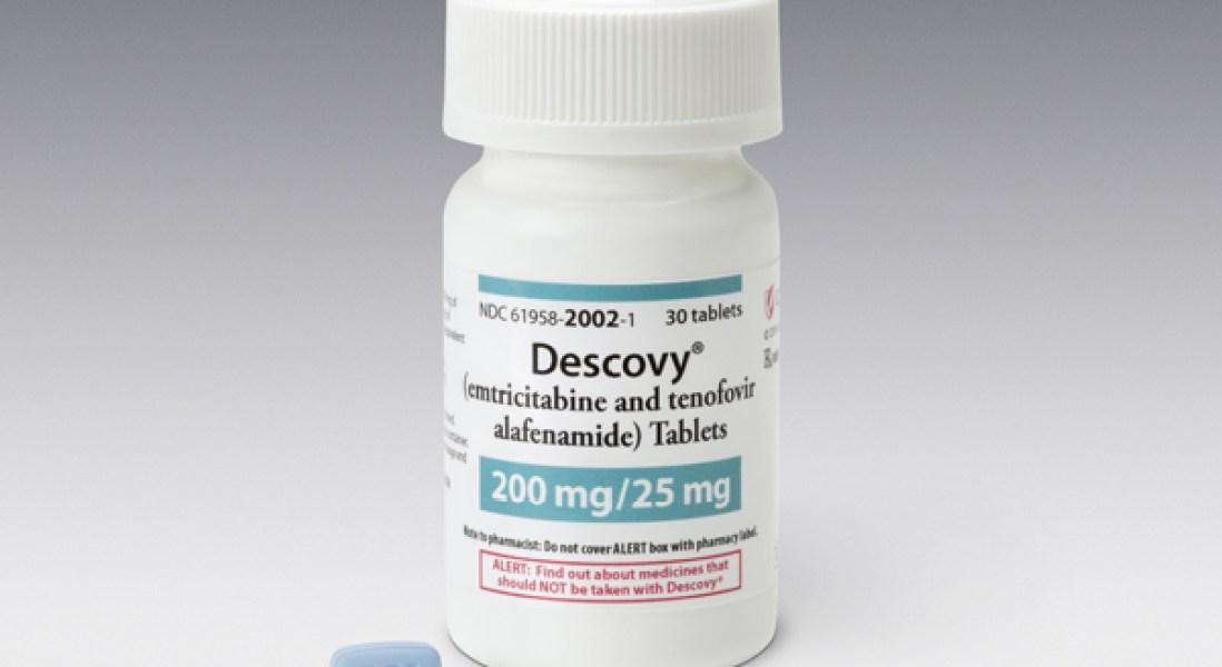 FDA Approves Gilead's HIV Therapy, Descovy
