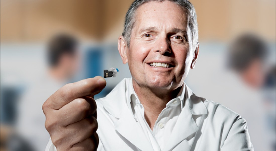 Medical Device Maker Eargo, Receives $25 Million In Series B Financing For Hearing Aid