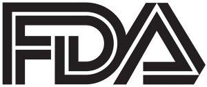 FDALogo Black Logo