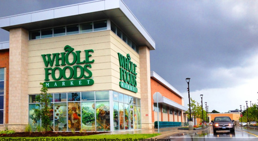 FDA Issues Warning Letter To Whole Foods After Detecting Listeria