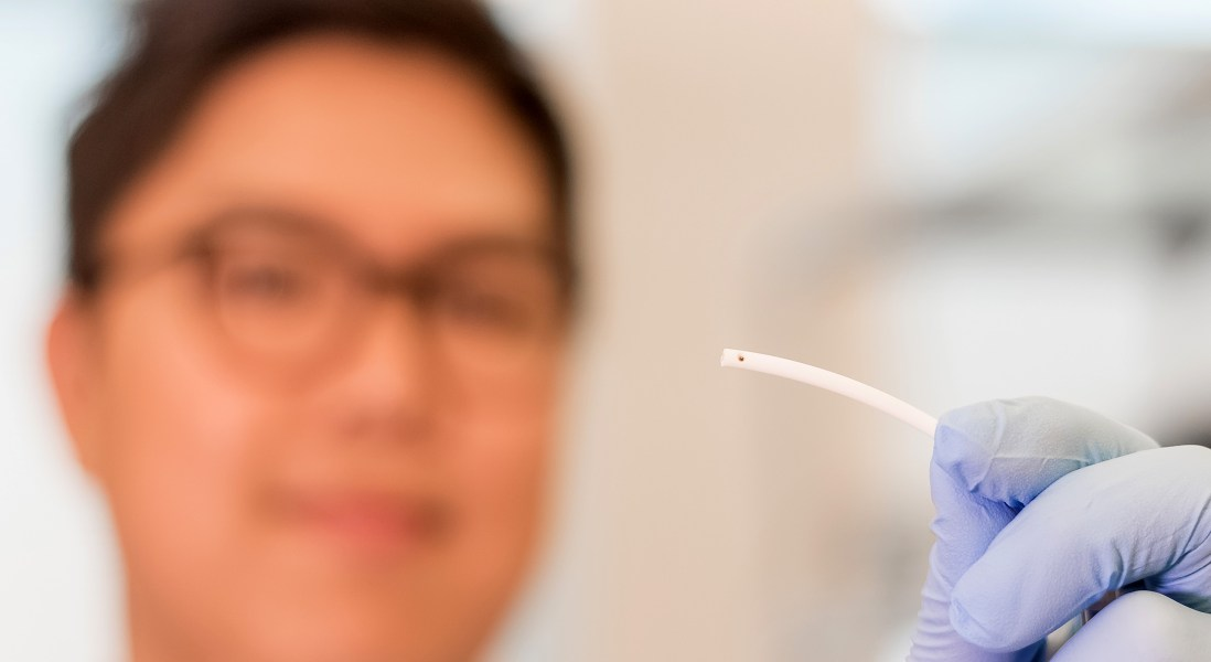 Self-Clearing Catheter Technology Could Improve Lifespan of Implantable Medical Devices