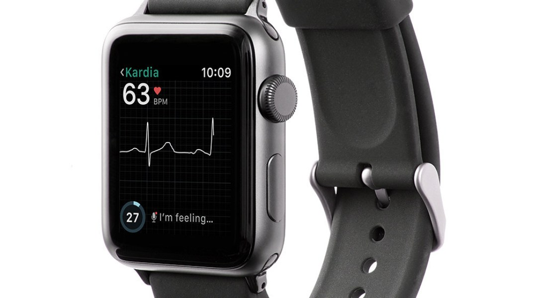 Heart Patients Can Now Monitor Their Rhythms with an Apple Watch Add-On