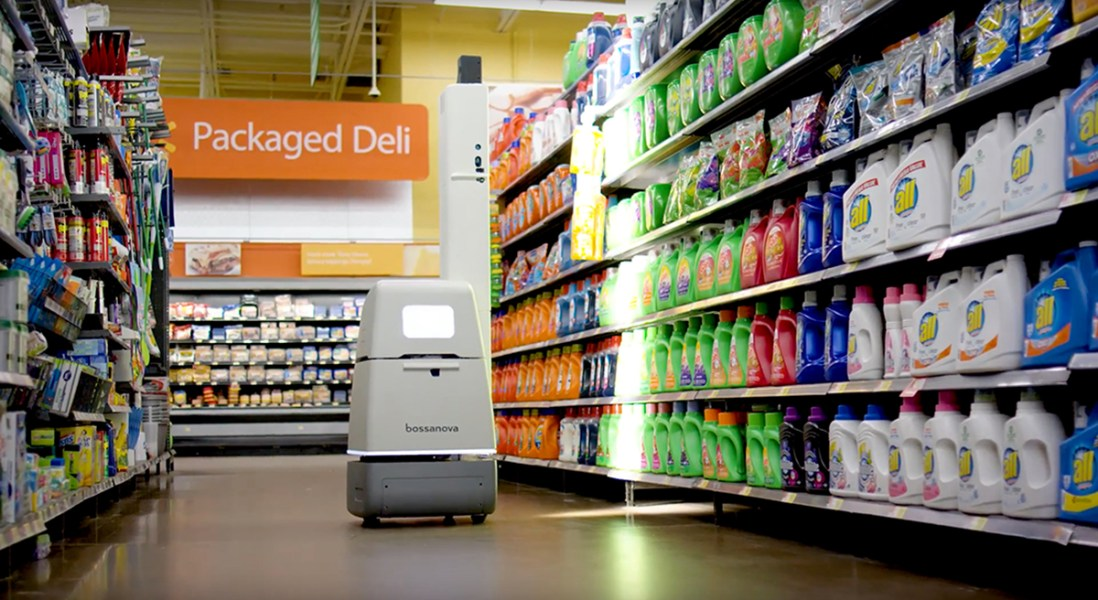 A New Type of Employee: Robots Are Being Introduced in Grocery Stores