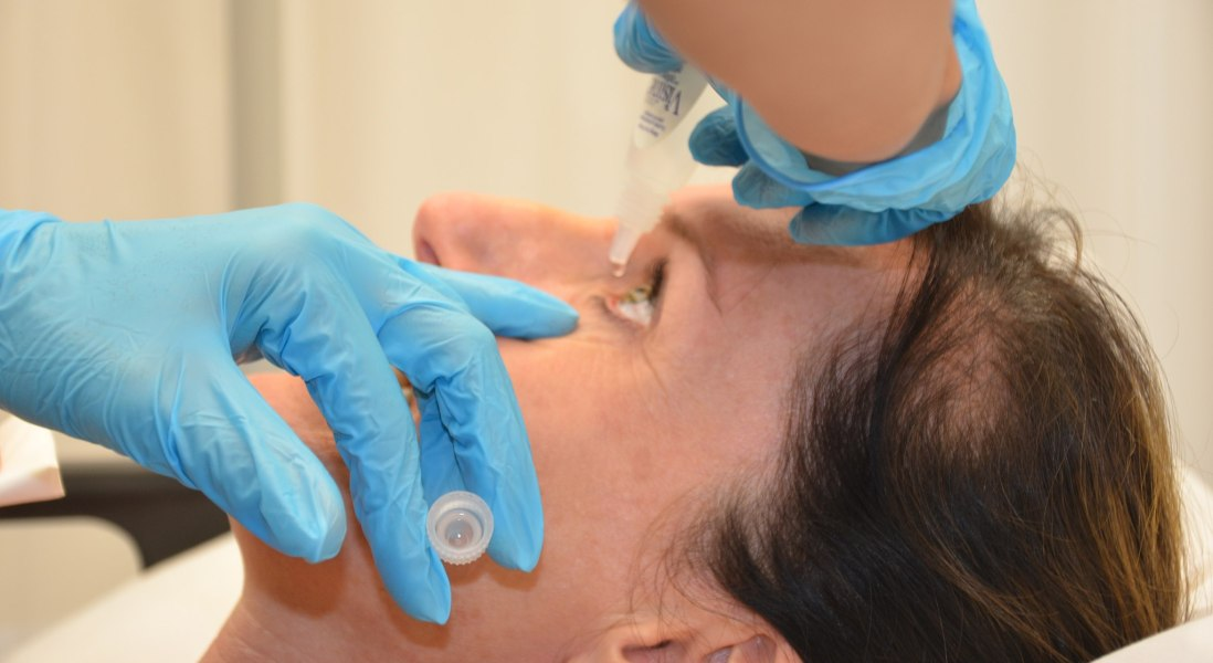 Precision Eyedropper to Reduce Waste and Negative Side Effects of Eye Medications