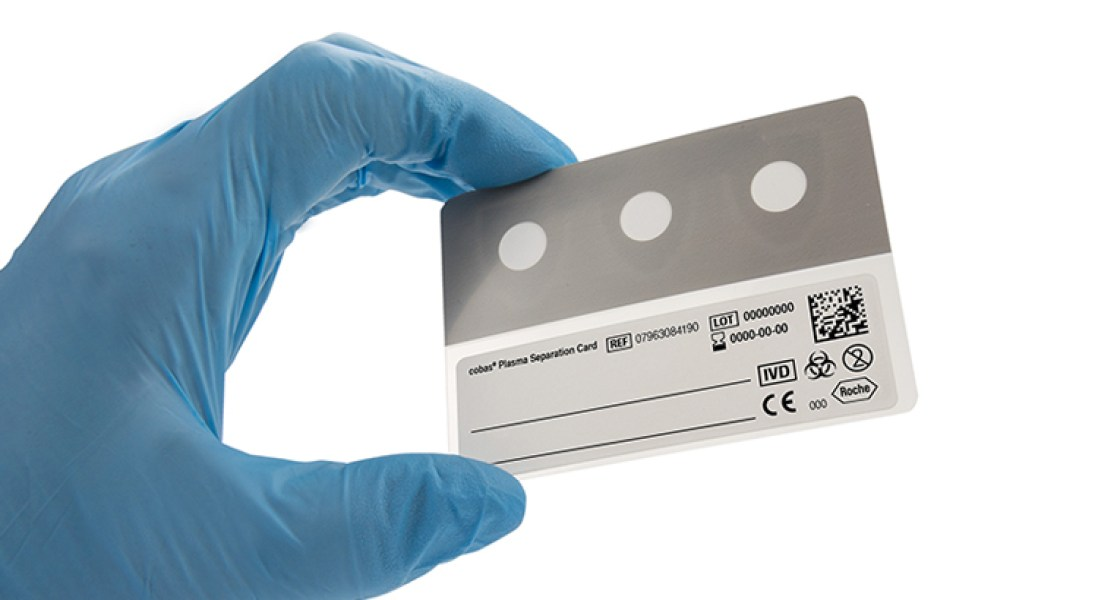 Roche's Blood Sample Collection Device to Improve HIV Testing in Remote Locations