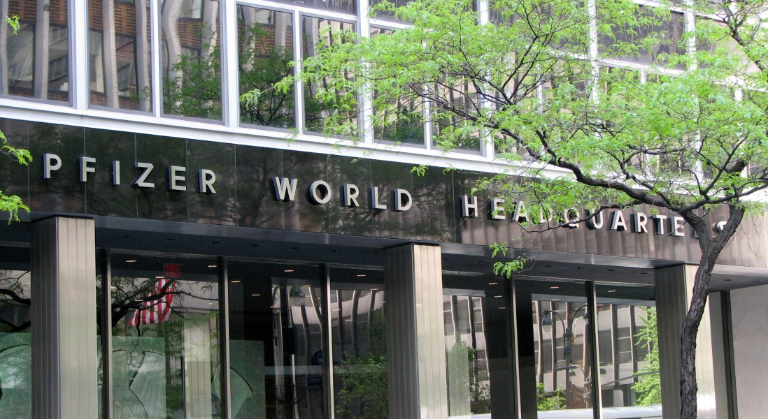 Pfizer Shuts Down Neuroscience Division, Cuts 300 Jobs