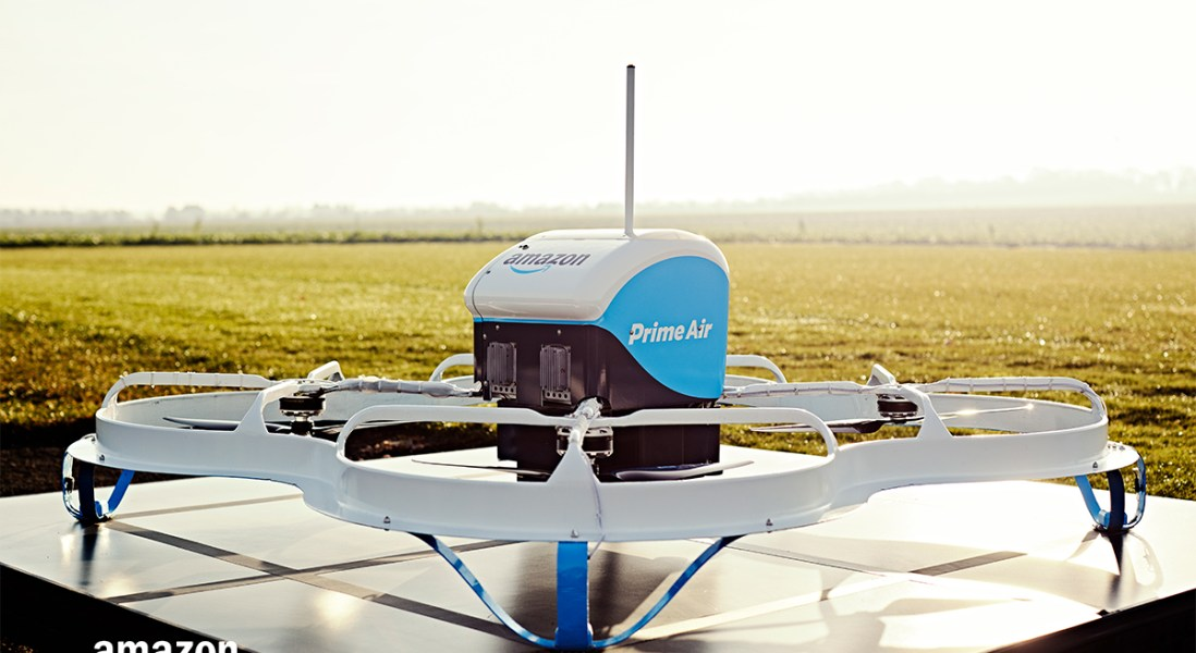 Update: Could Delivery Drones Be the Next E-Commerce Trend?