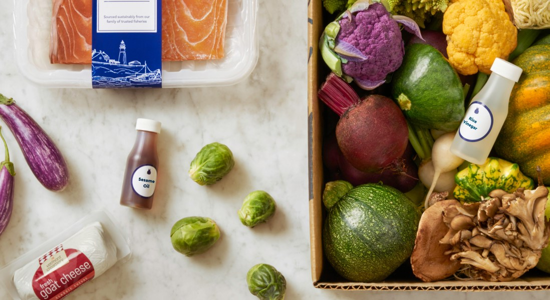 Blue Apron Promotes Current and Upcoming Sustainability Initiatives to Attract Millennials
