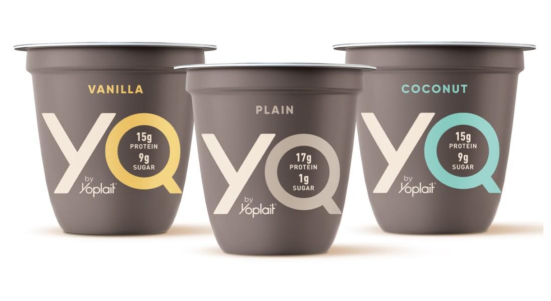 General Mills Introduces New High-Protein, Low-Sugar Yoplait YQ Yogurt