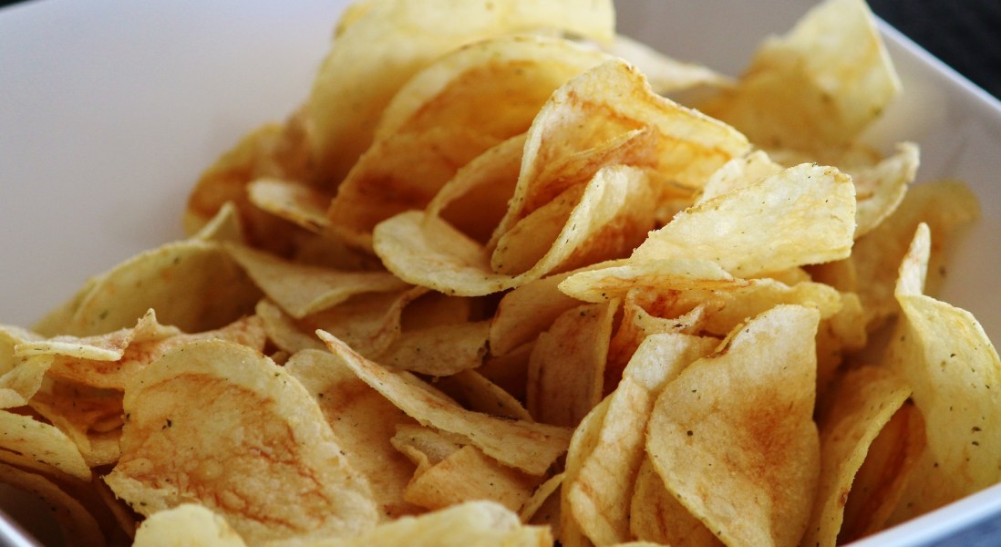 Salty Snacks Rival Health Food Trends