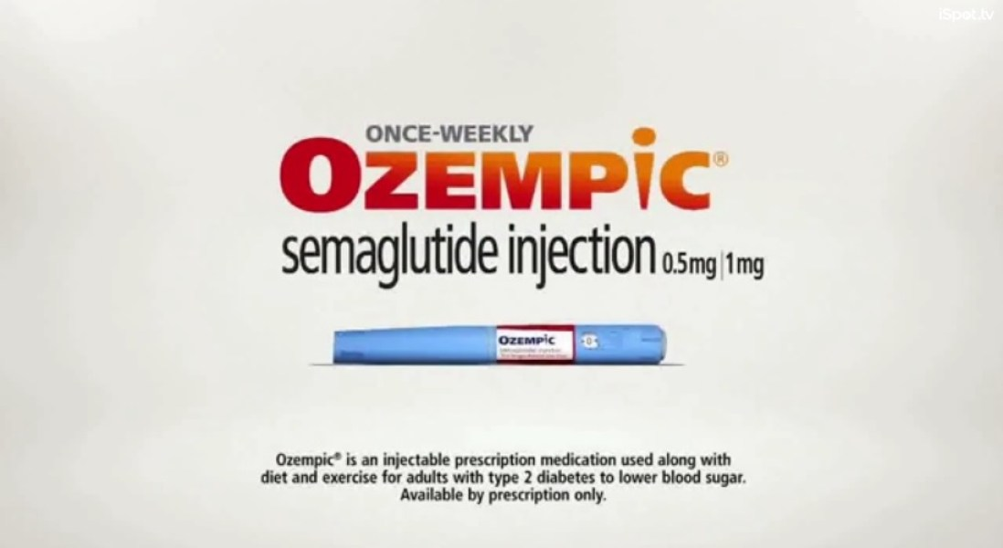 DTC Ad for Novo Nordisk's Diabetes Drug Ozempic Uses Catchy Tune to Catch Patients' Attention