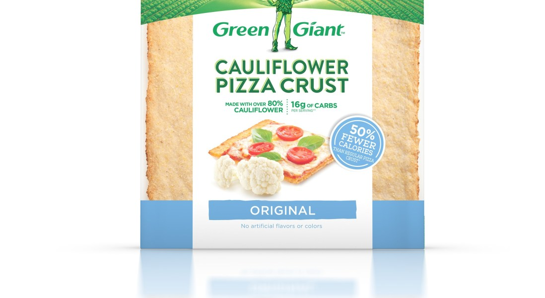 Green Giant Joins Cauliflower Pizza Crust Craze: Here's Why