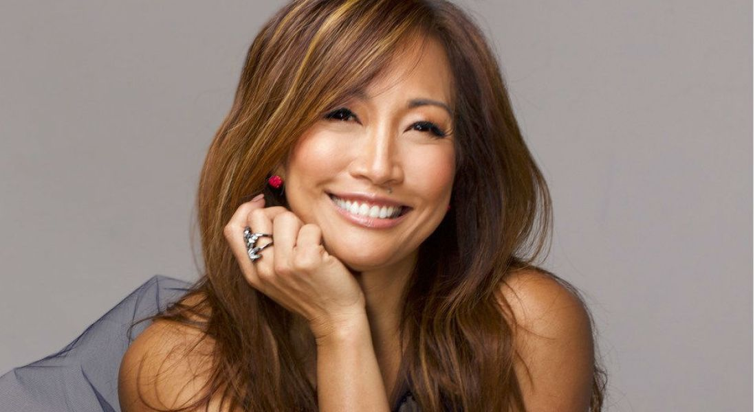 The Talk's Carrie Ann Inaba Raises Awareness for Iron Deficiency Anemia