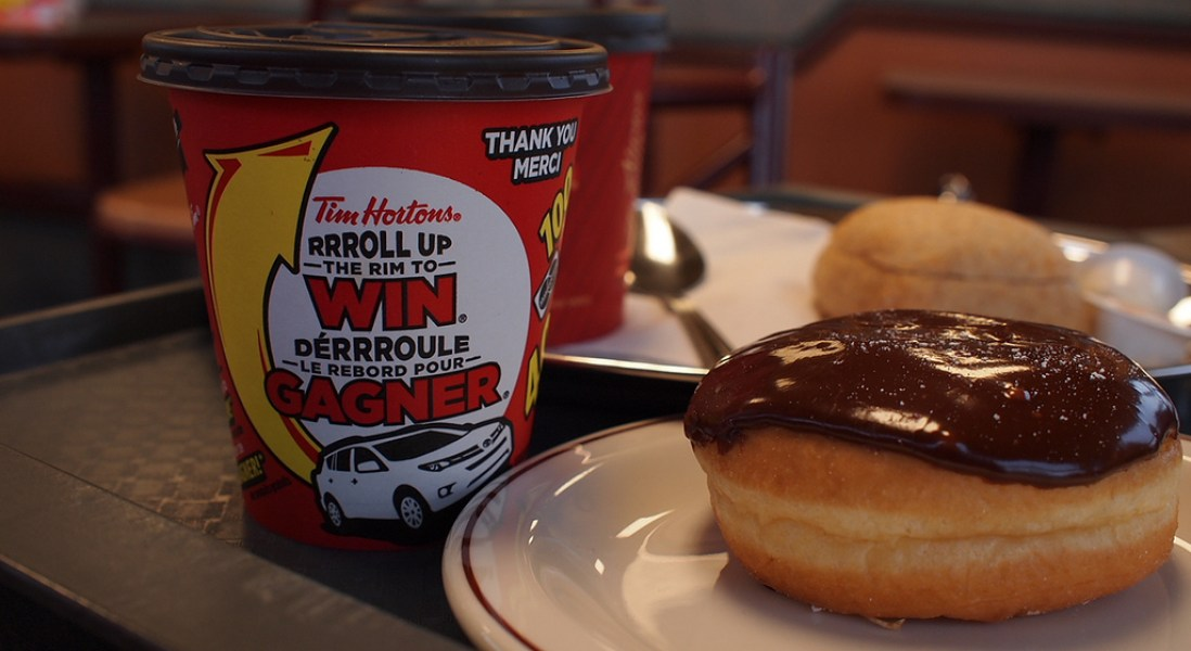 Update: Calls for Tim Hortons' Roll Up the Rim to Go Green