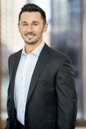 Peter Janiszewski, Associate Director in Medical Affairs at Allergan