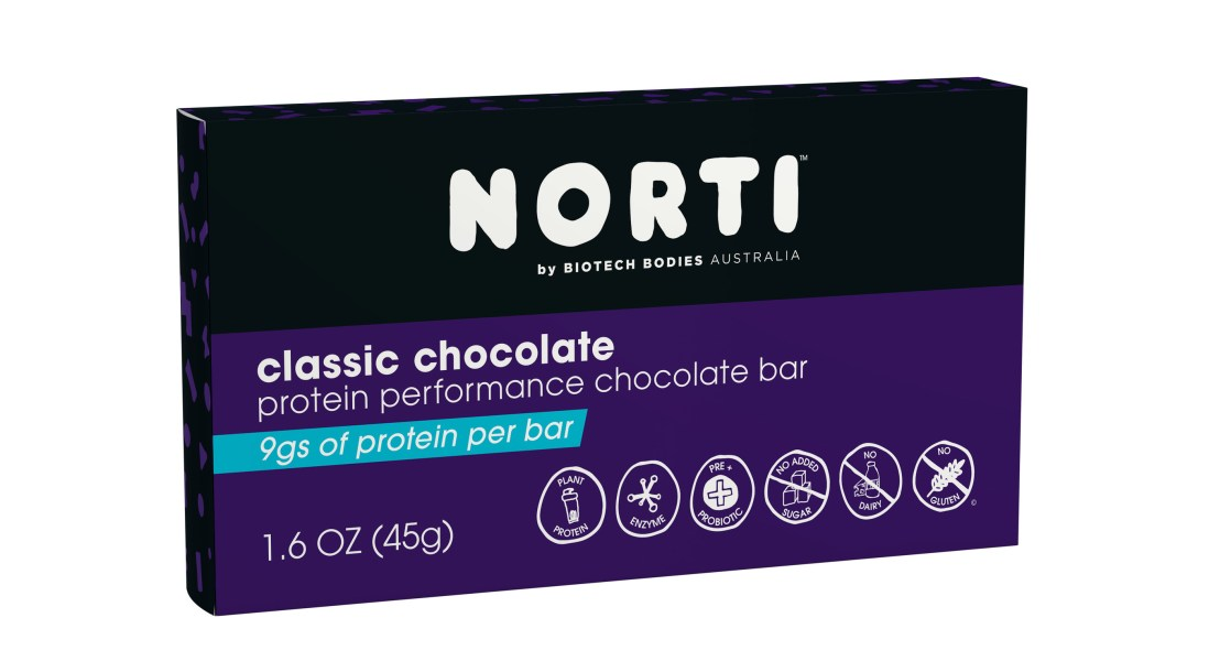 Norti Nutrition's Gut-Friendly Chocolate Hits the US