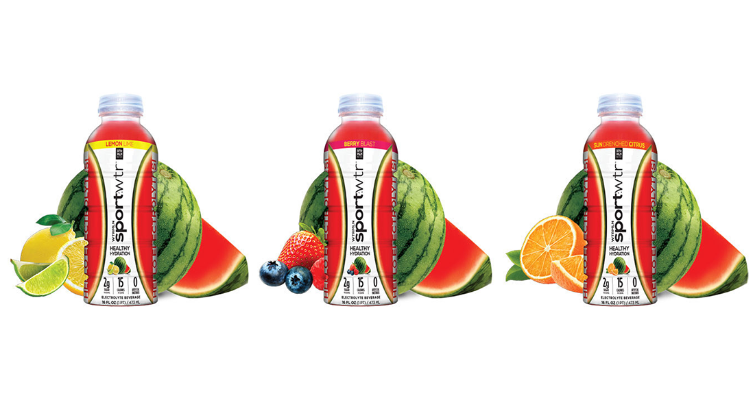 Functional Beverage Line WTRMLN WTR Launches Natural Sports Drink