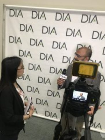 Interview with Sudip Parikh, SVP and Managing Director, DIA Americas at DIA 2019