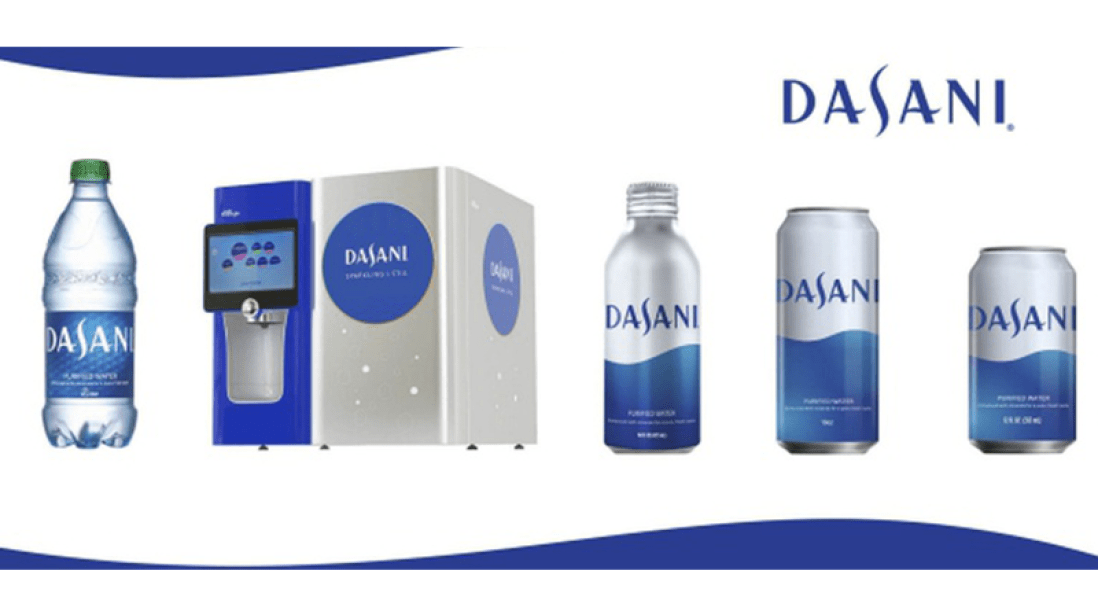 Dasani Repackages Its Water Bottles, Meeting Sustainability Goals