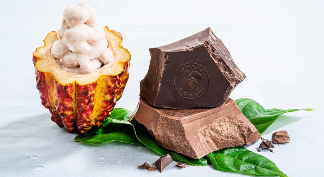 Barry Callebaut Unleashes the World's First Ever Chocolate Made with Entire Cacao Fruit