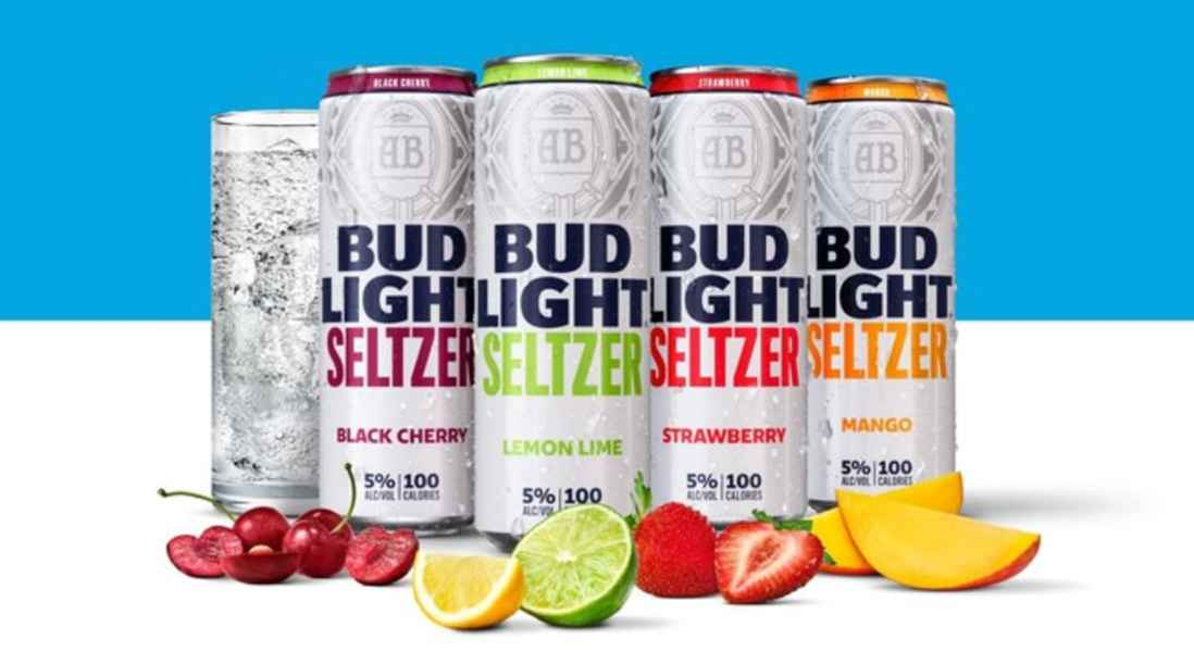 Anheuser-Busch Invests $100 Million into Fast-Growing Seltzer Market