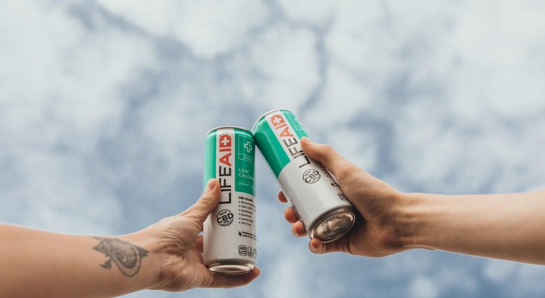 Ojai Energetics Partners with LIFEAID to Make New CBD Drink