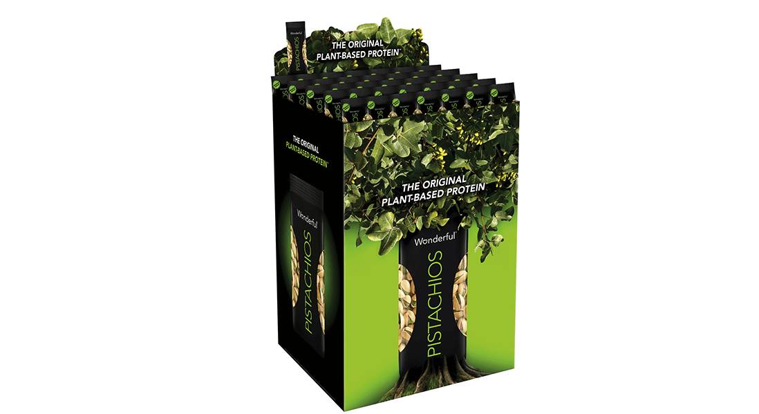 Wonderful Pistachios Launches New Plant-Based Protein Campaign