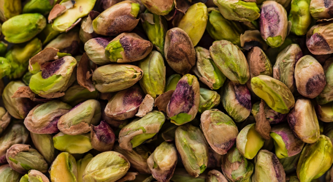 Pistachios Join Quinoa, Chickpeas and Soy as Substitutes for Animal Protein