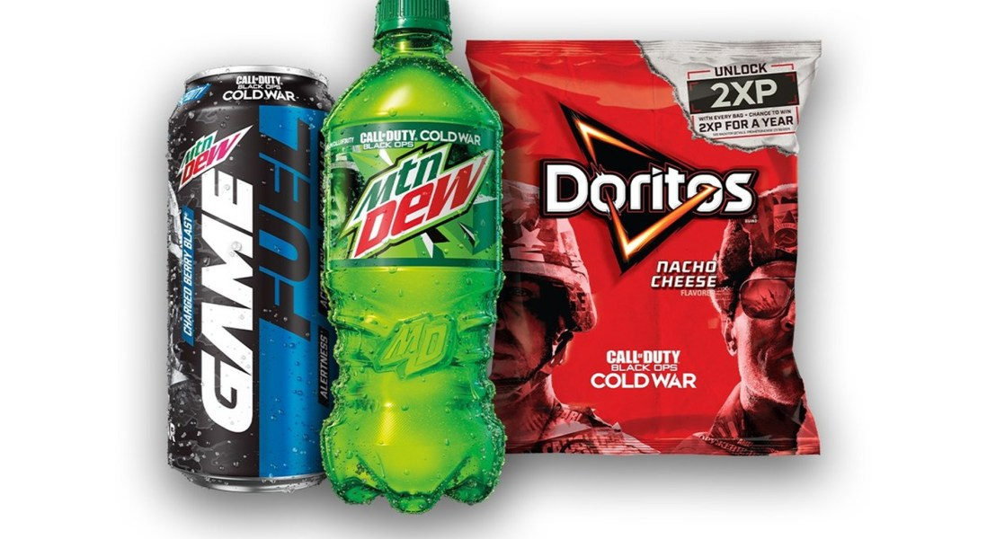 What Do Doritos, Mountain Dew and Call of Duty Have in Common? A Customer Base of 75 Million Gamers
