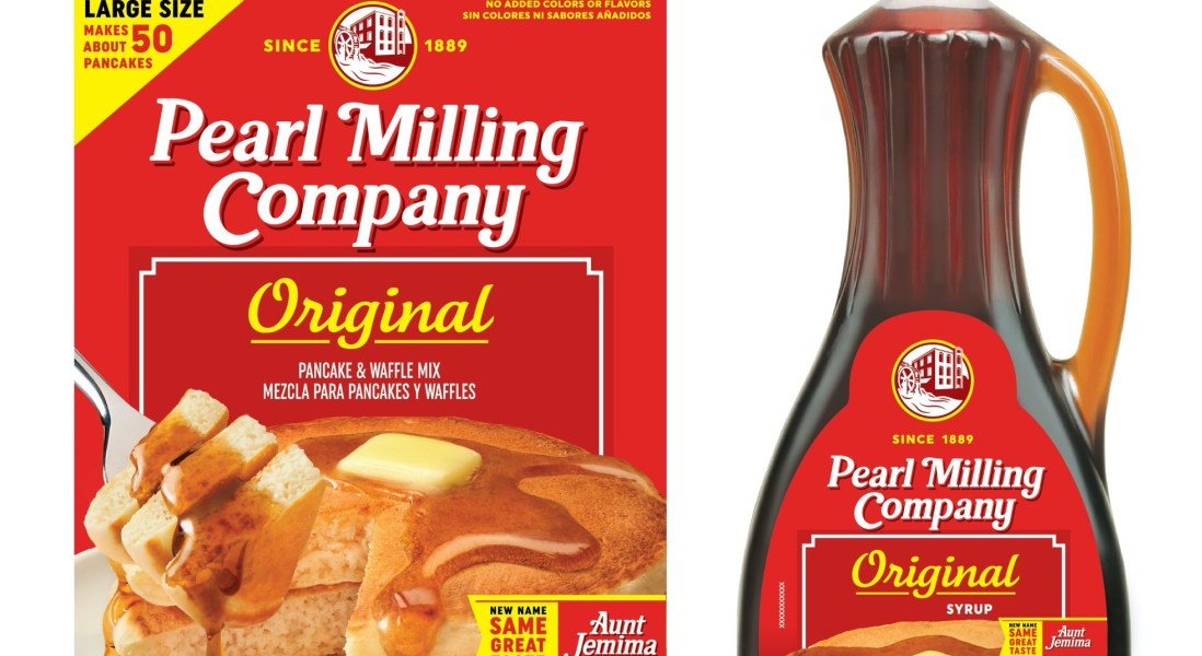 Aunt Jemima Rebranding to Pearl Milling Company to Eliminate Racial Stereotypes