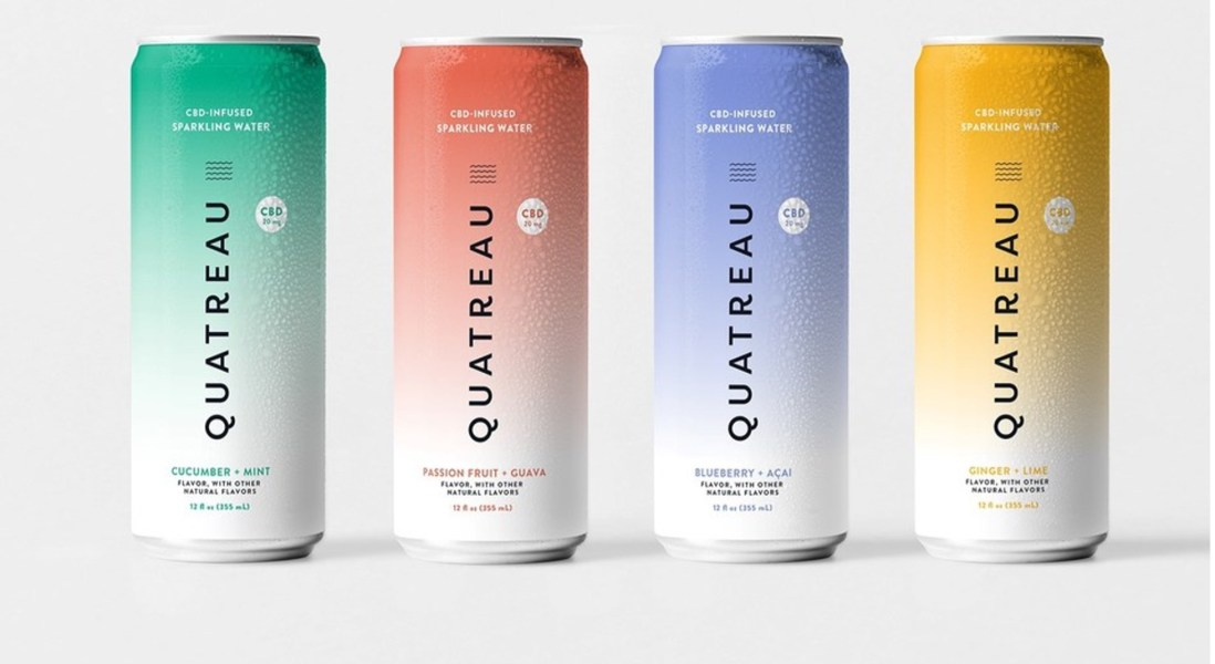 Canopy Growth Enters US Market With CBD-Infused Sparkling Water