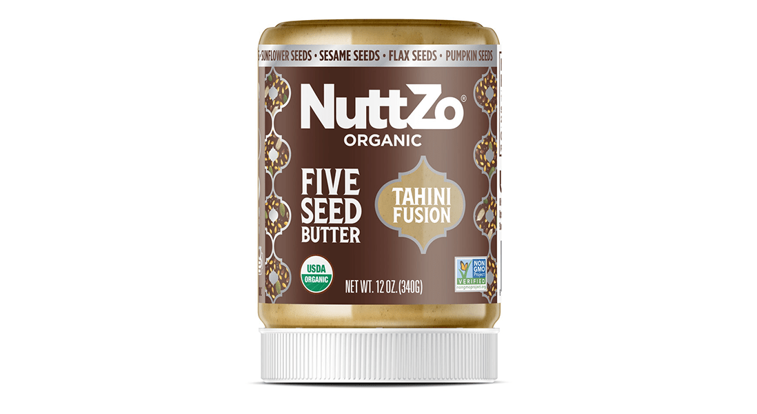 NuttZo Enters New Category by Introducing Tahini Fusion Butter
