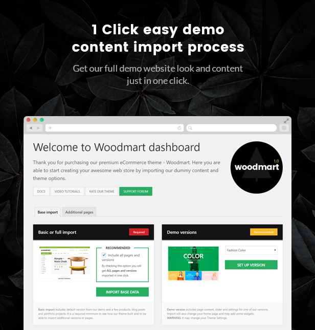 WoodMart - Responsive WooCommerce WordPress Theme 13