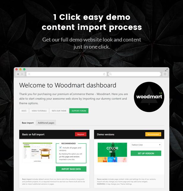 WoodMart - Responsive WooCommerce WordPress Theme 13