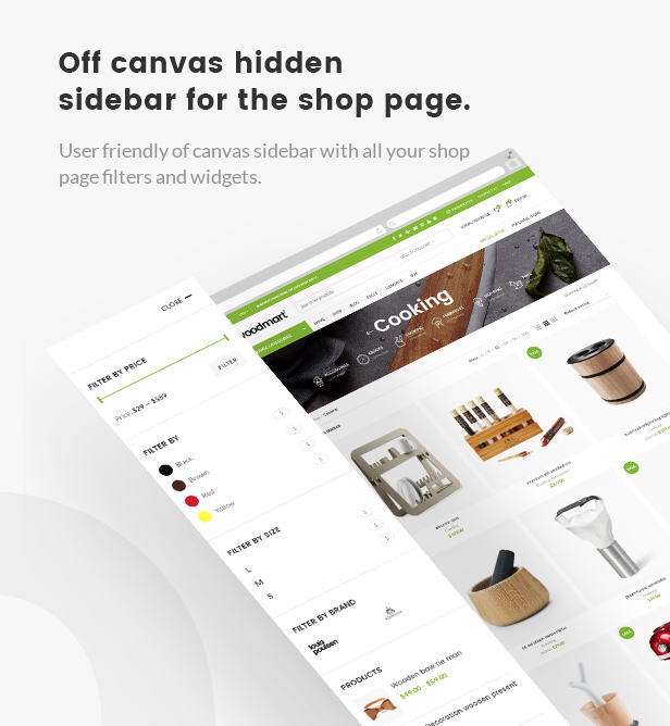 WoodMart - Responsive WooCommerce WordPress Theme 9