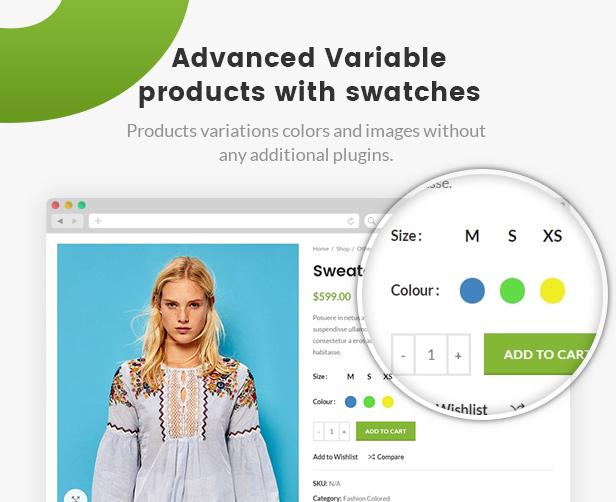 WoodMart - Responsive WooCommerce WordPress Theme 7