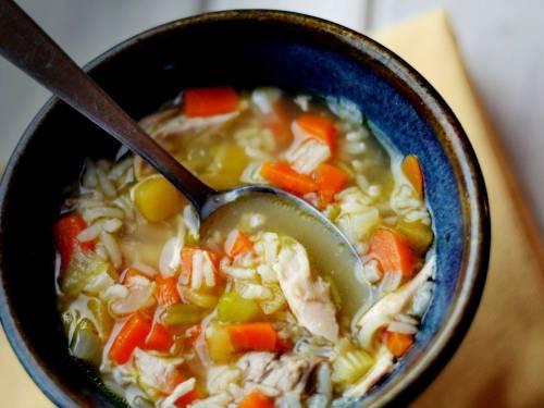 Hangover Cure Soup
