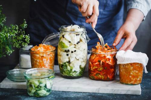 Why You Should Eat Fermented Foods