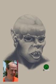 Fantasy Self Portrait A 07232017