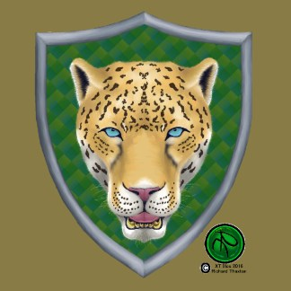 Jaguar Shield Logo 2016