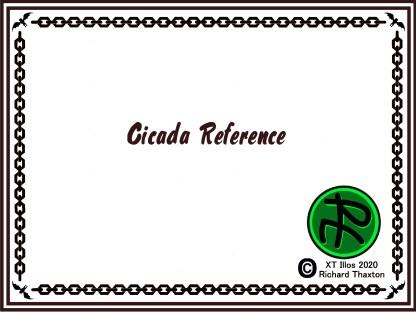Cicada Reference