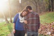 Engagement Session at Jefferson County Lake
