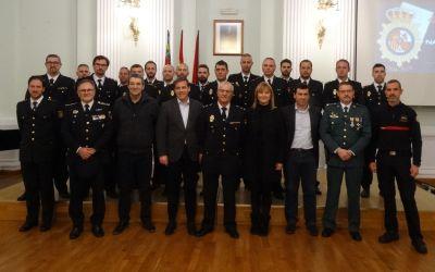 La Policia Nacional de Xàtiva celebra el seu 196 aniversari