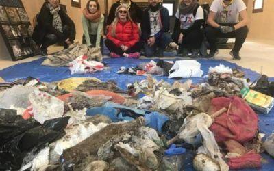 «Fem Natura» recull més de 190 kg de residus als paratges naturals de Xàtiva