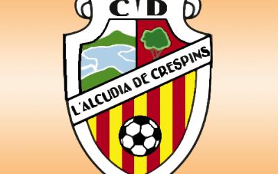El CD L'Alcúdia de Crespins ascendeix a Regional Preferent