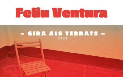Feliu Ventura presenta la seua Gira als terrats per aquest estiu