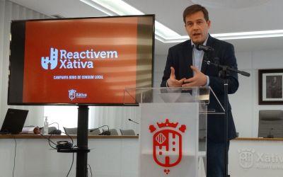 Xàtiva invertirà un milió d'euros en ajudes directes per als autònoms, comerços i pimes